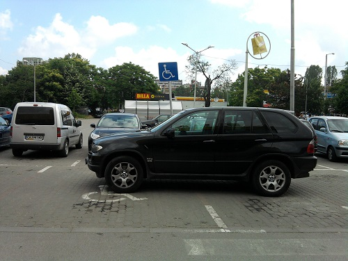 parkirane